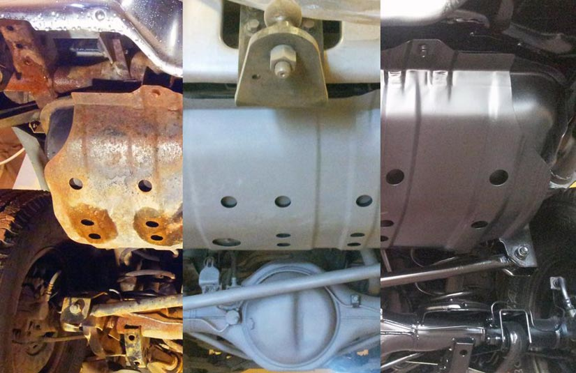 Sandblasting – Underbody Rust Removal. Find out more.
